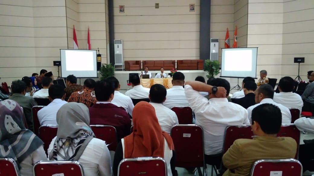 Rapat Edukasi Semester genap TA 2019/2020